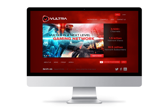 Vultra - YouTube Gaming Network
