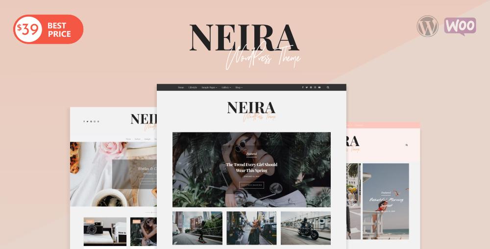 Neira WordPress Theme