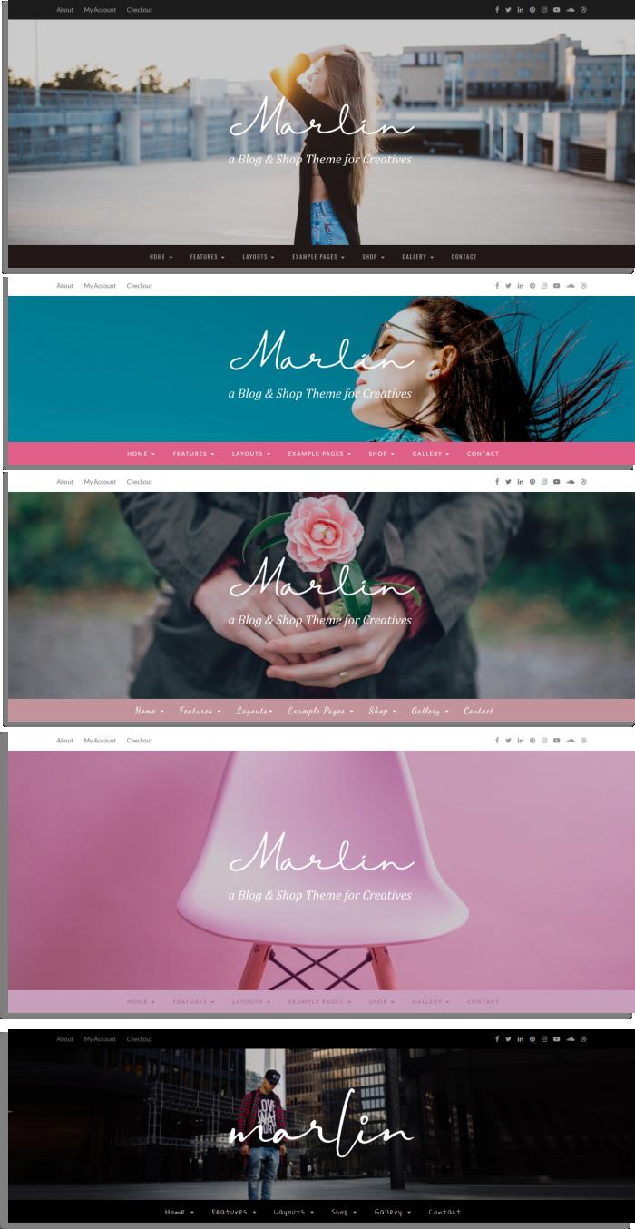 marlin header images