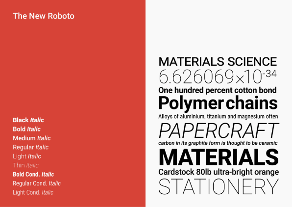 roboto google font