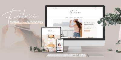 Patricia WordPress Theme